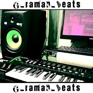 The Jet Beat prod by G_raman_beats (Hip Hop Beats SA competition beat)